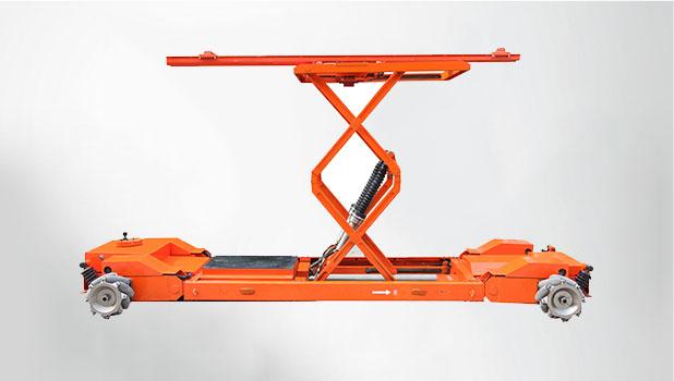 新一代自动外挂装卸车